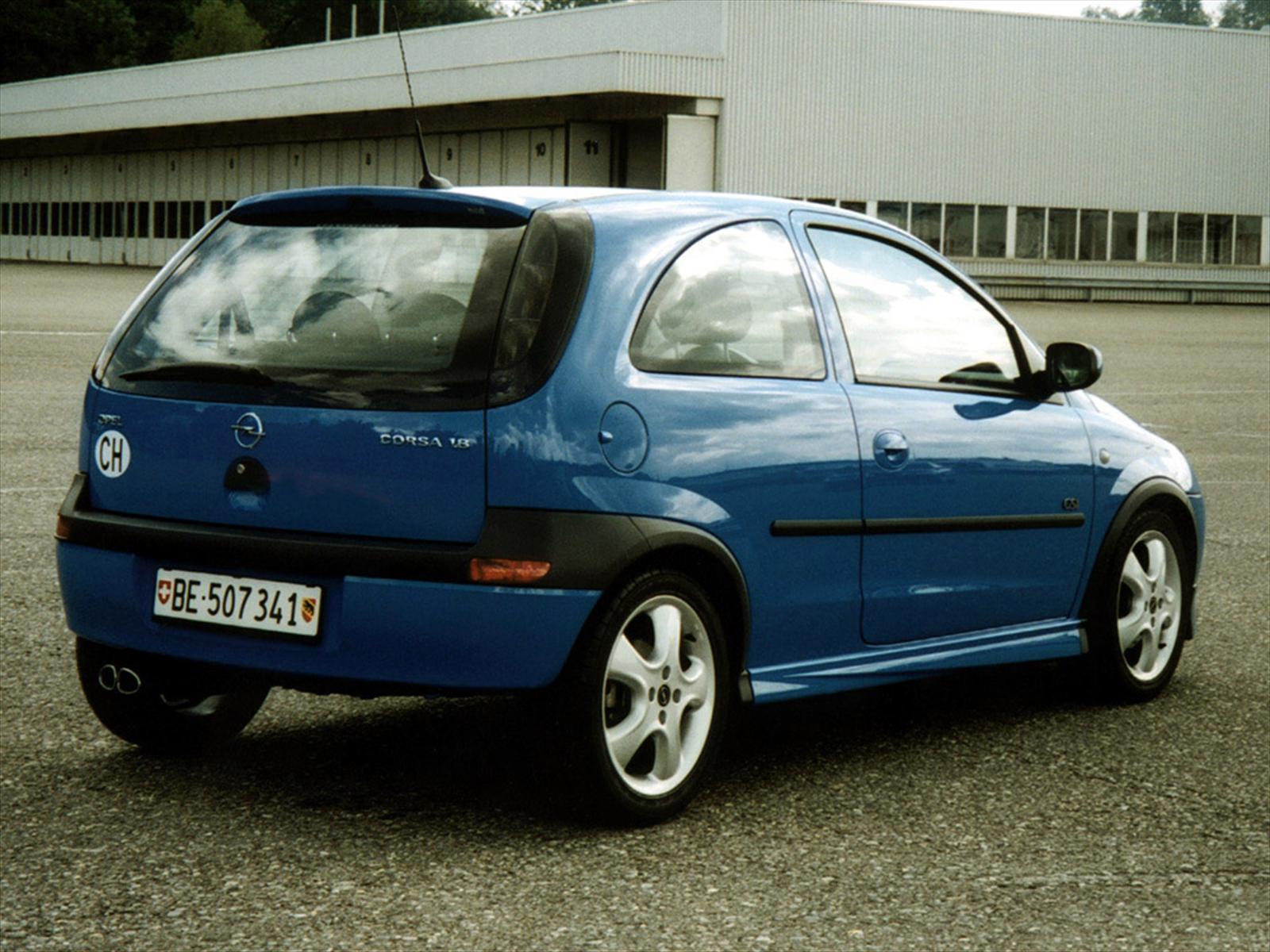Opel Completa En Chile La Familia De Corsa Autocosmos Com