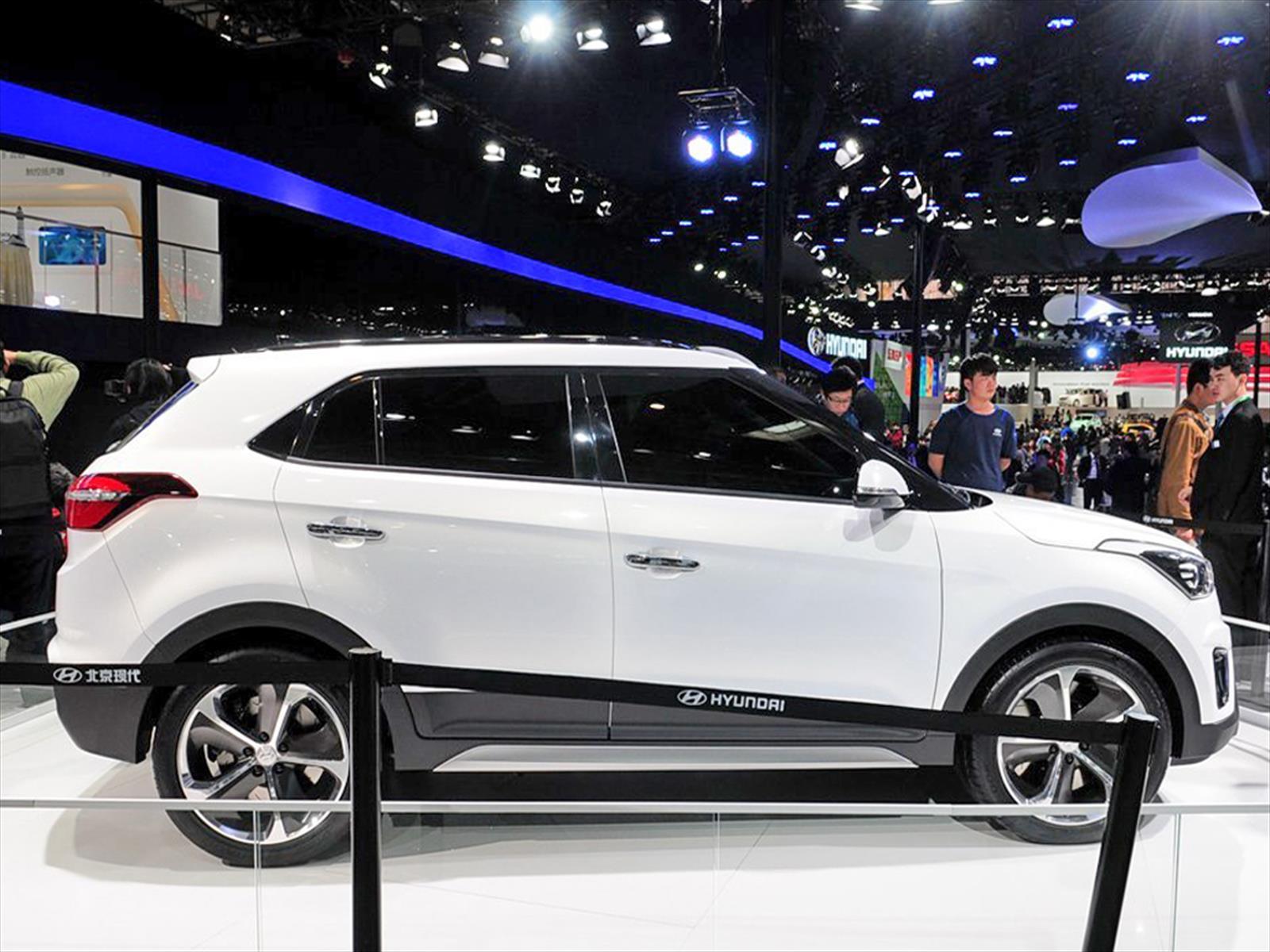 Nuevo Hyundai ix25 2015: Descubre al primo hermano del Kia ...