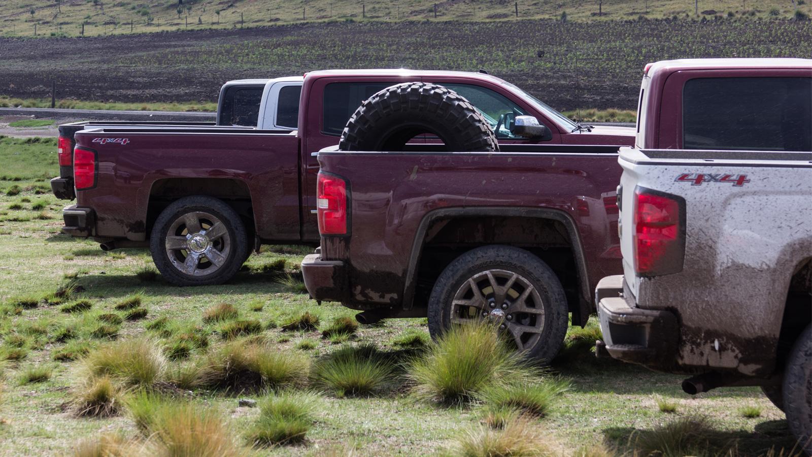 Chevrolet Cheyenne 2014 llega a México desde $610,900 ...