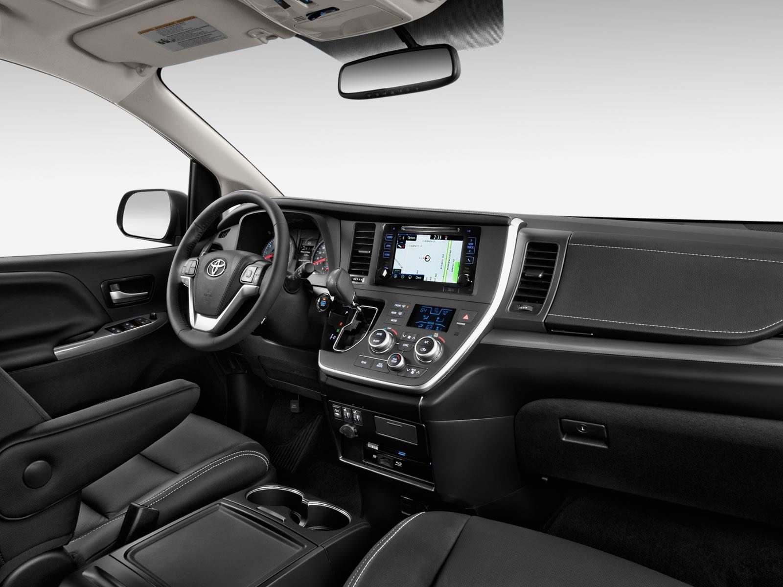 Razones por las que deberías comprar una minivan ...