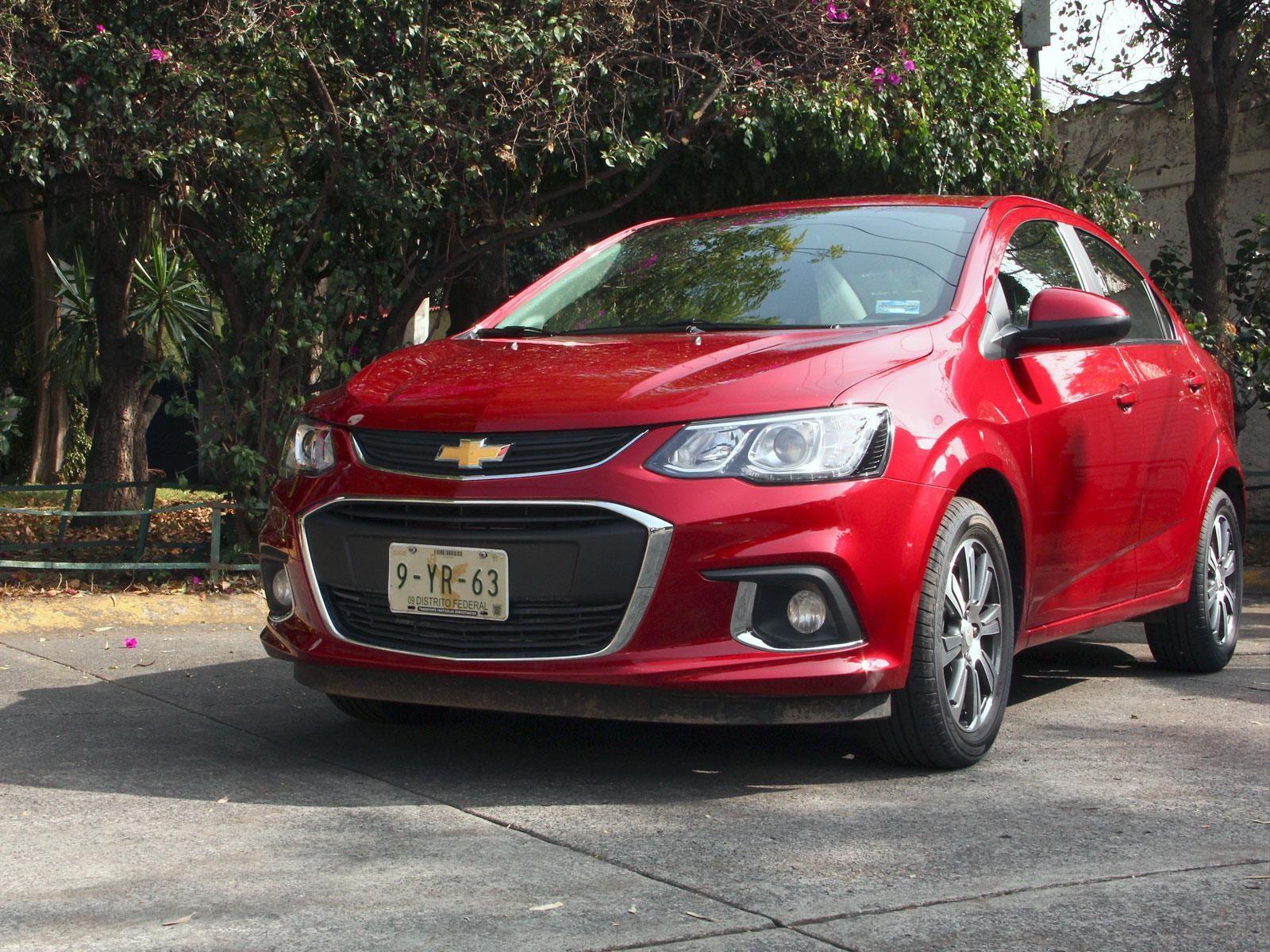 Chevrolet Sonic 2017 llega a México desde $205,400 pesos ...