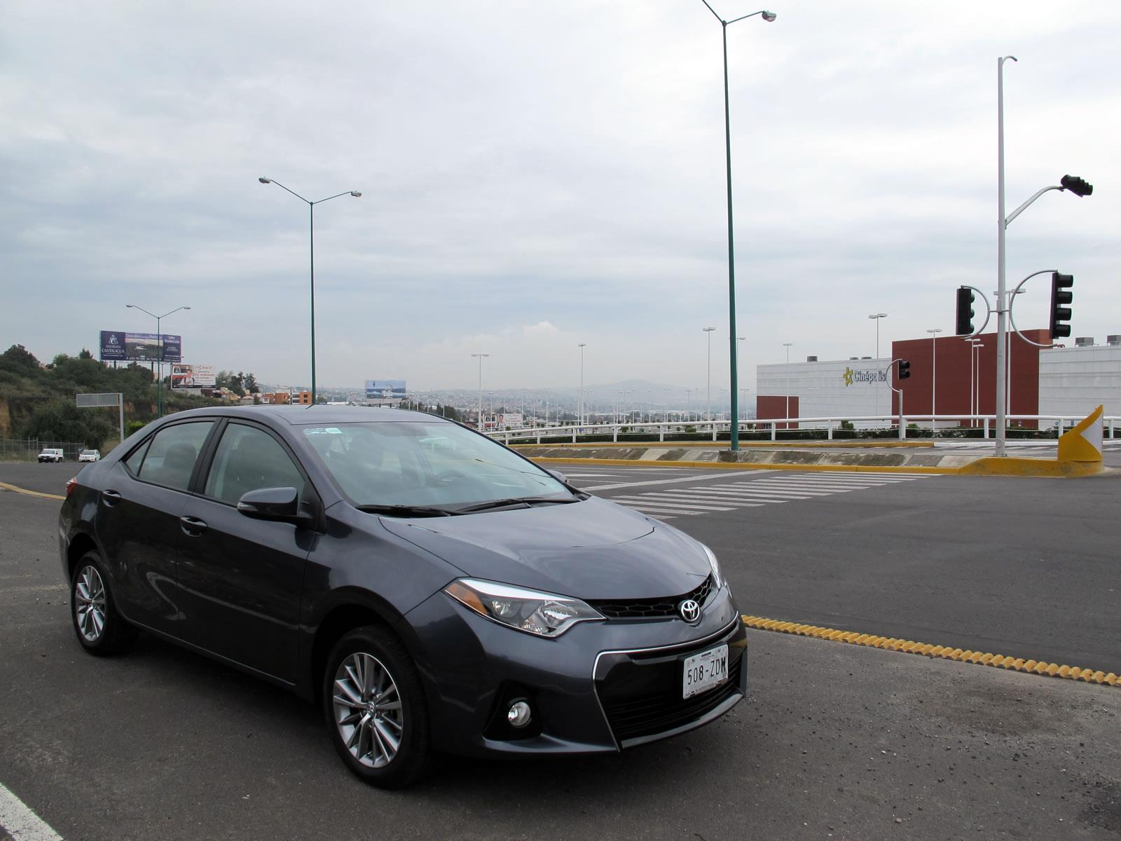 Toyota Corolla 2014 A Prueba En M 233 Xico Autocosmos Com