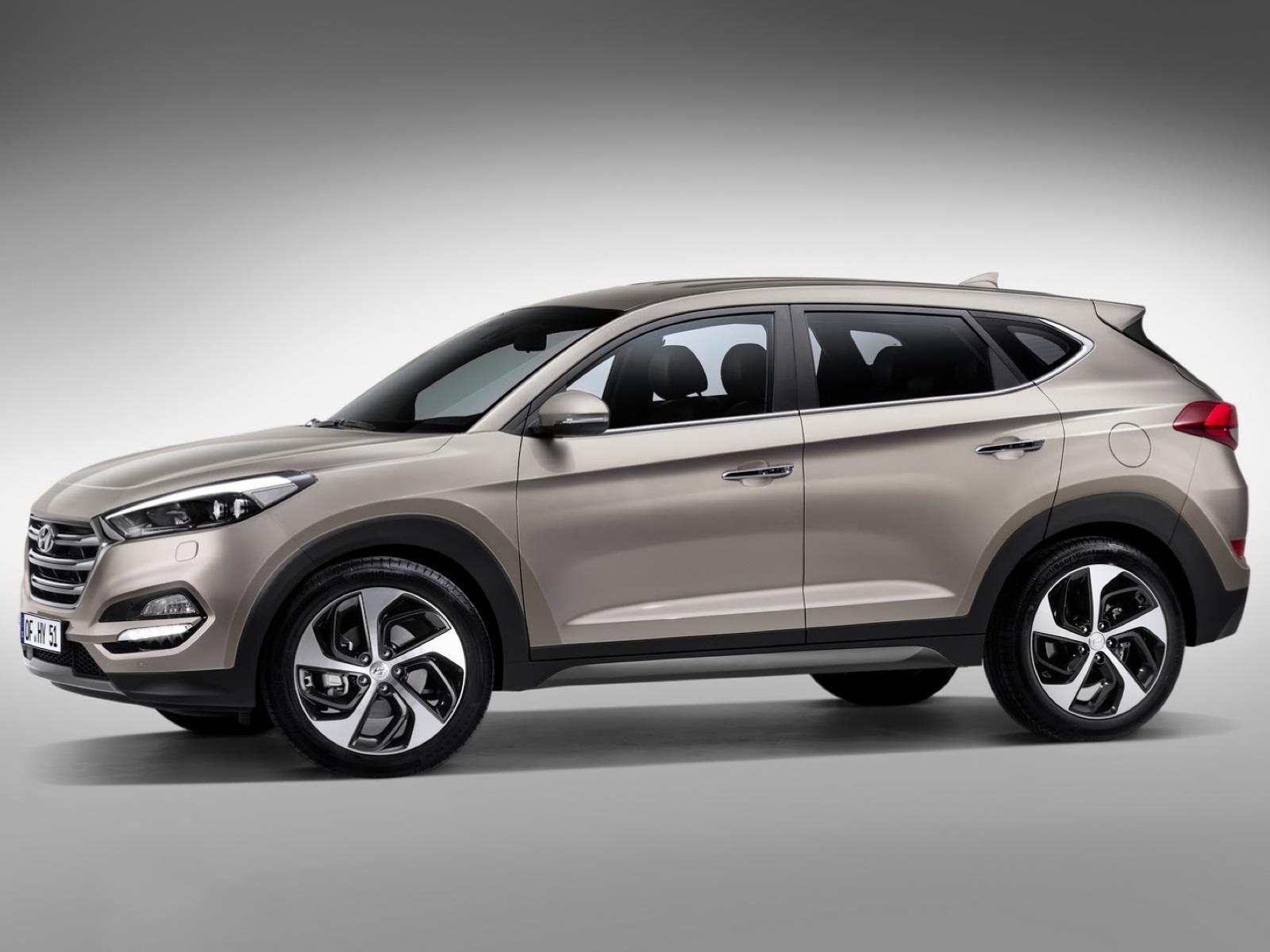 Autoshow De Ginebra 2015 Hyundai Tucson 2016 Luce M 225 S