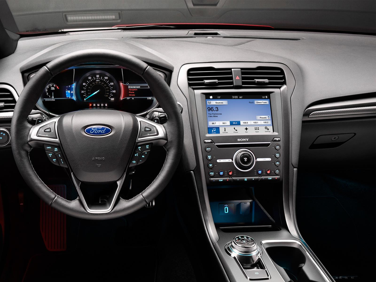 Ford Fusion 2017 Llega A M 233 Xico Desde 353 900 Pesos