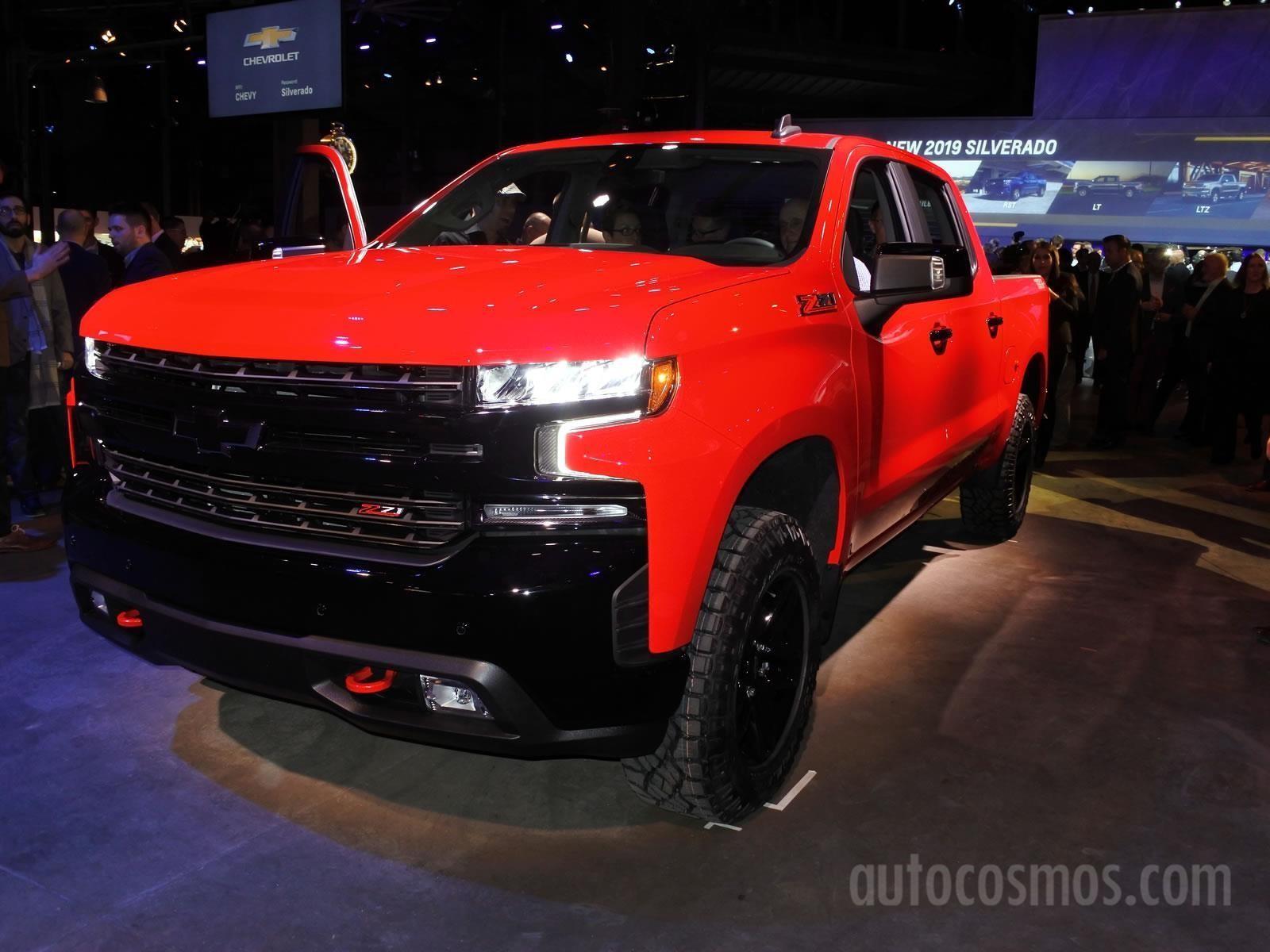 Chevrolet Silverado 2019 es una evolución inesperada ...