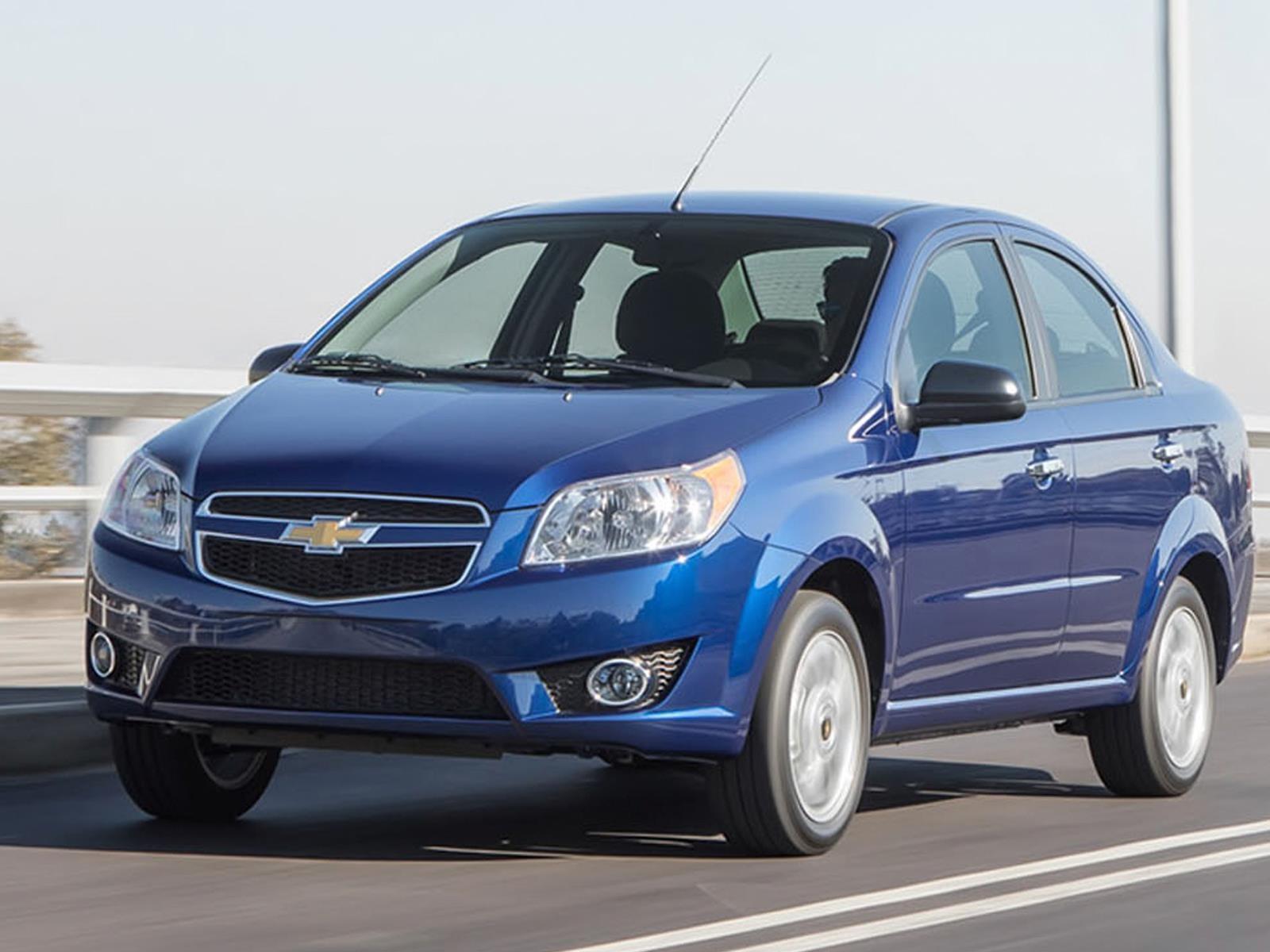 Chevrolet Sonic 2018 >> Chevrolet Aveo 2018 llega a México desde $198,600 pesos - Autocosmos.com