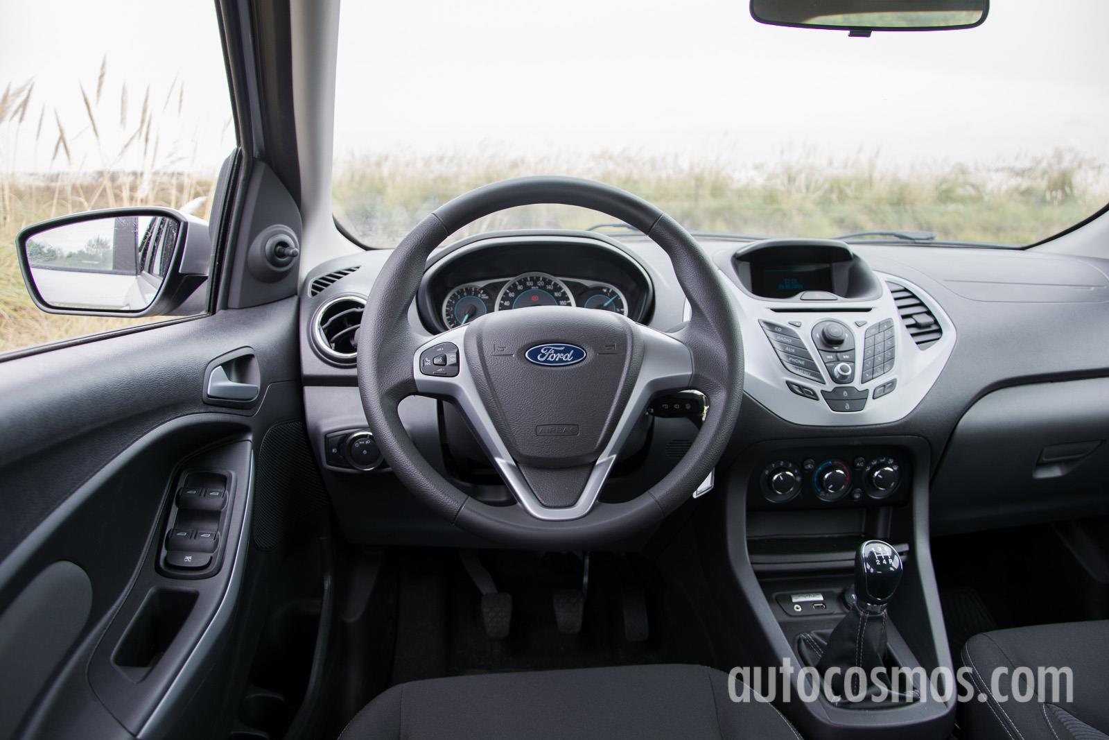 Prueba Ford Ka