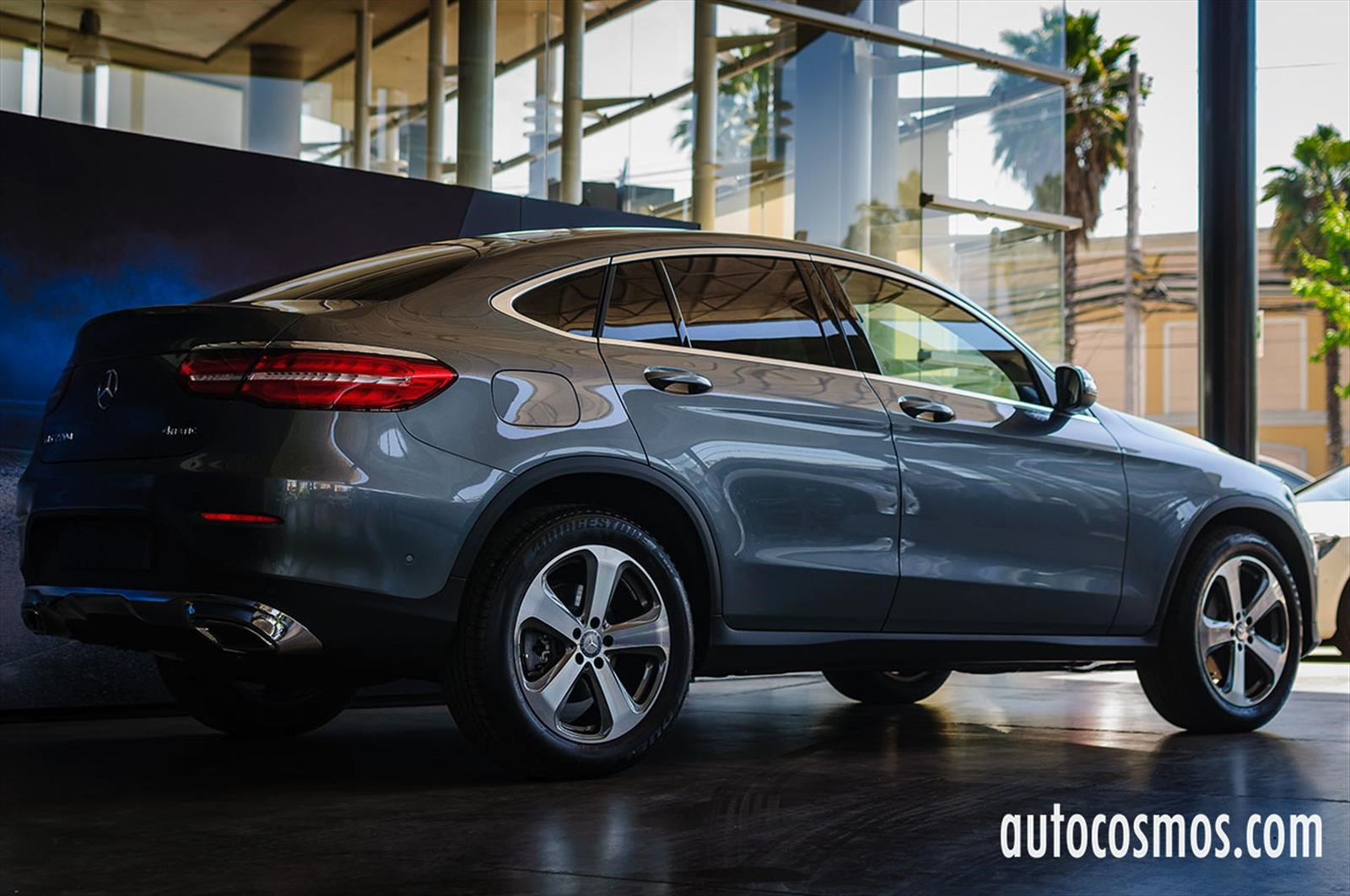 Mercedes glc coup 2017 se pone a la venta for Mercedes benz glc precio