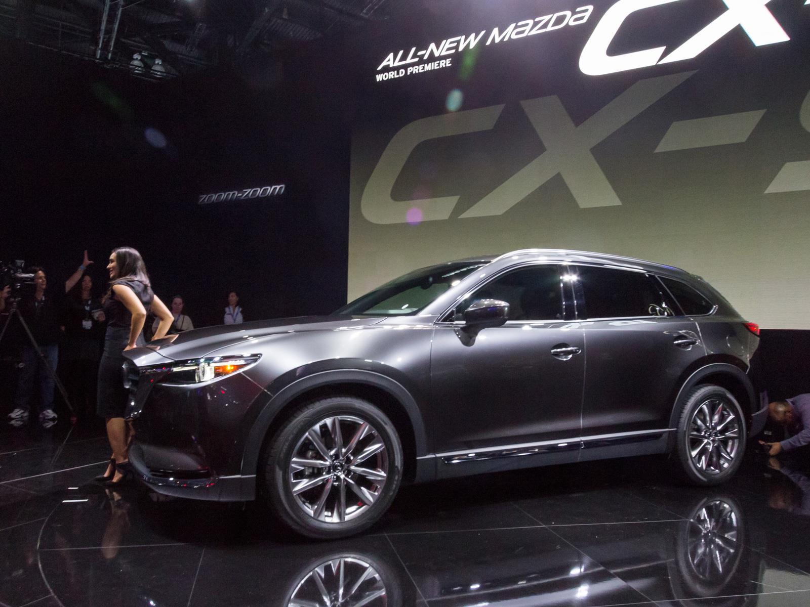 Mazda Cx 9 2016 Tiene Un Precio Inicial De 31 520 D 243 Lares Autocosmos Com