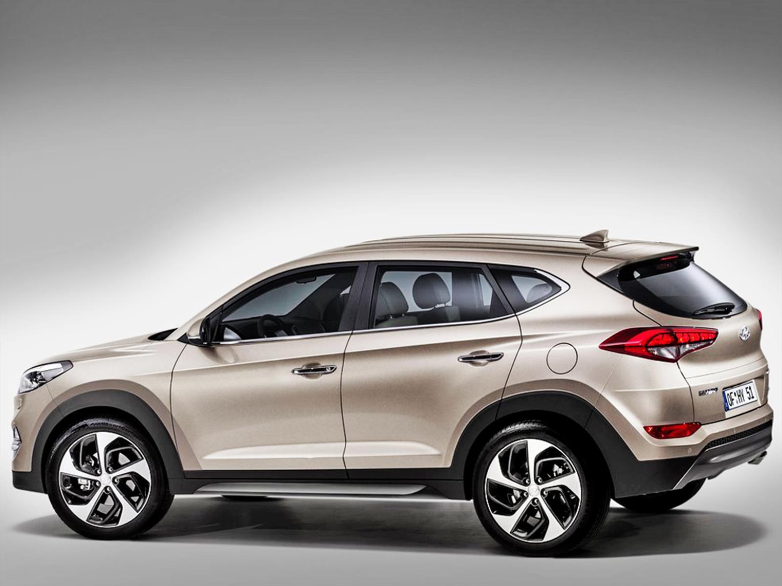 Nuevo Hyundai Tucson 2016 Con 243 Celo Autocosmos Com