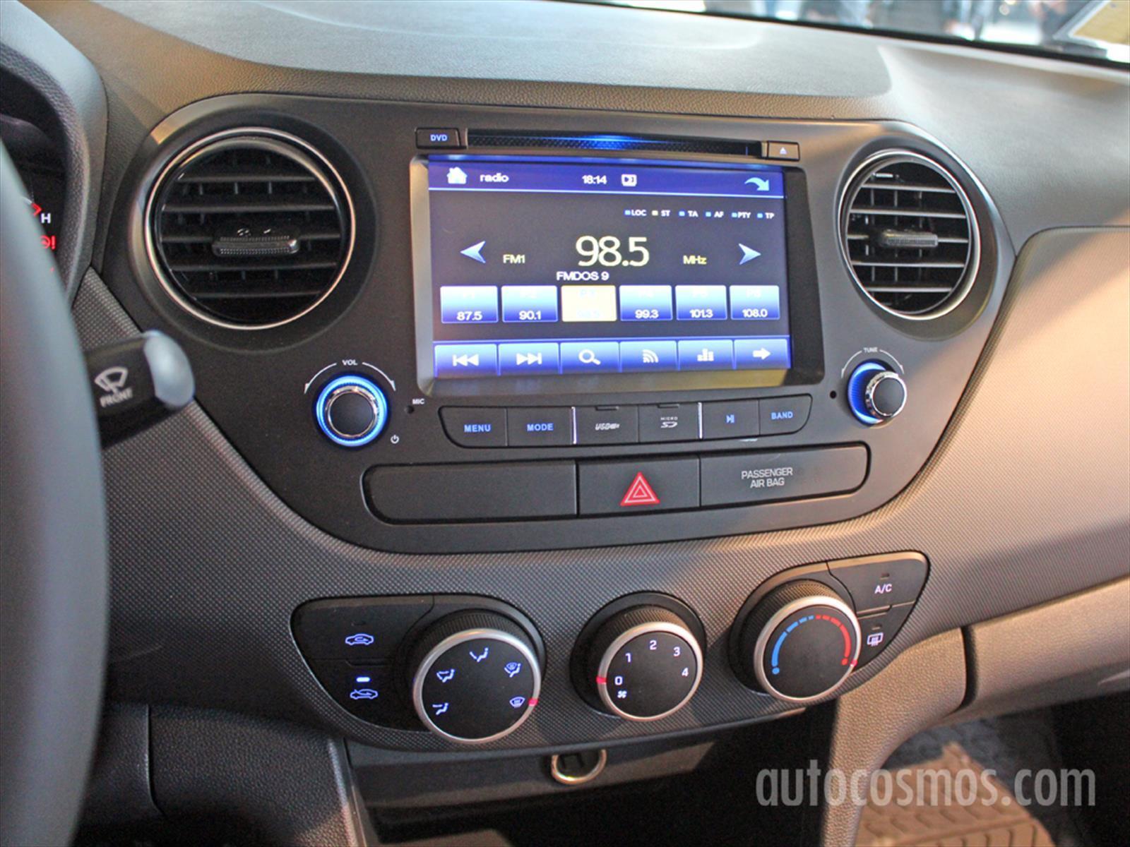 Hyundai Grand i10 Sedán: Estreno en Chile - Autocosmos.com