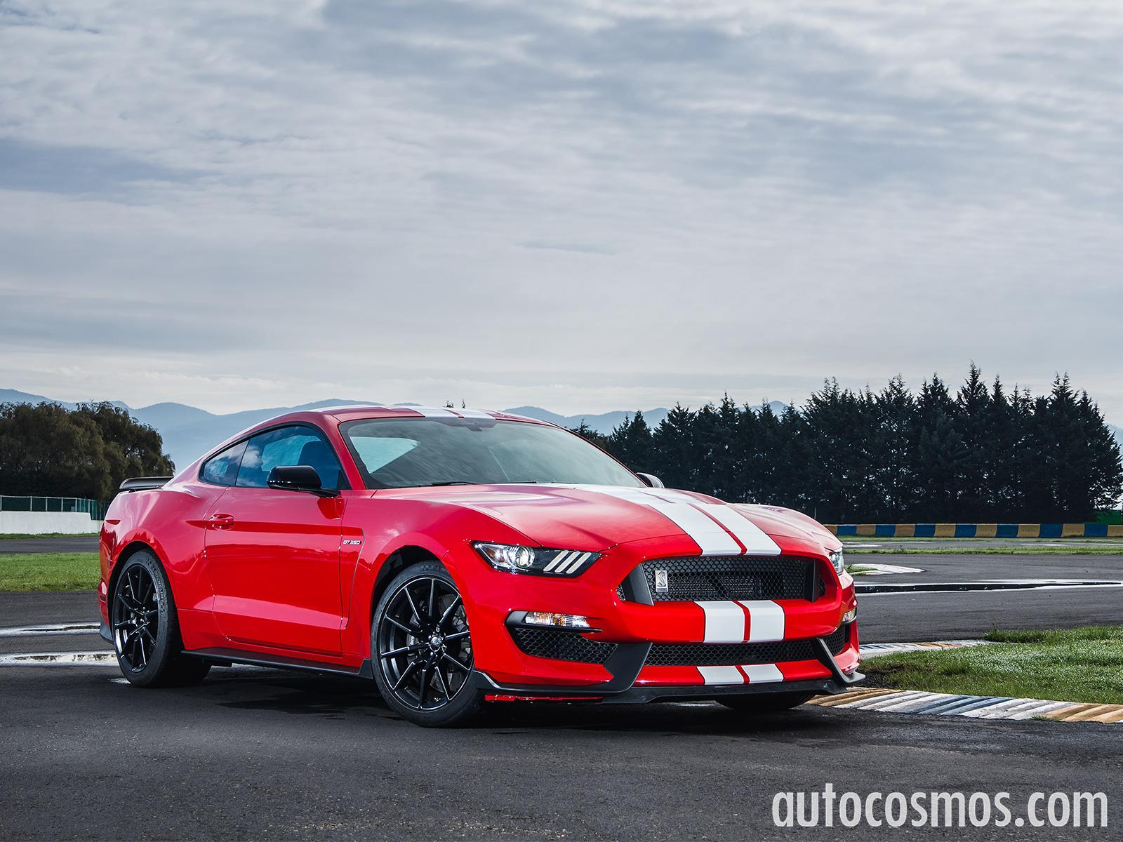 Manejamos El Ford Shelby Mustang Gt350 2016 Autocosmos Com