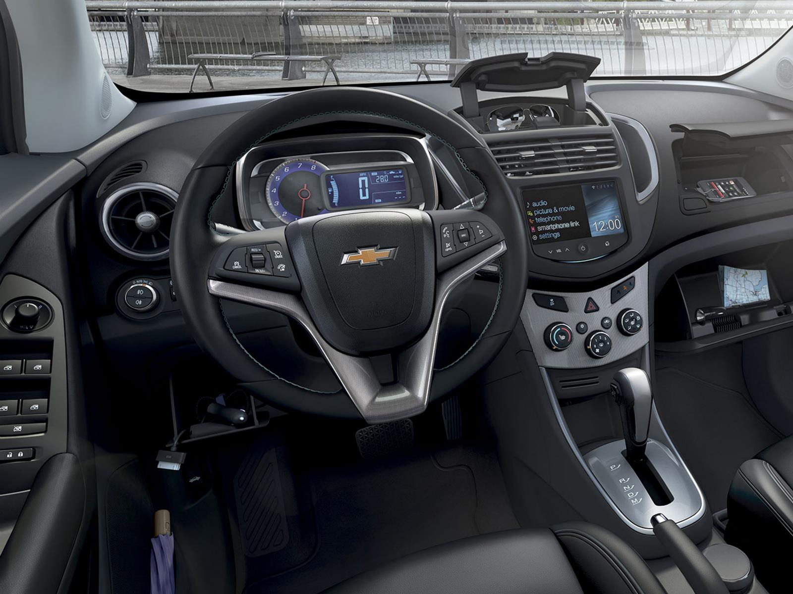 Chevrolet Tracker AWD, en Colombia desde $78.100.000 ...