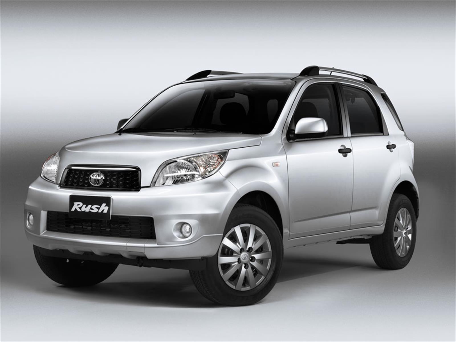 Toyota Rush 2017 se pone a la venta - Autocosmos.com