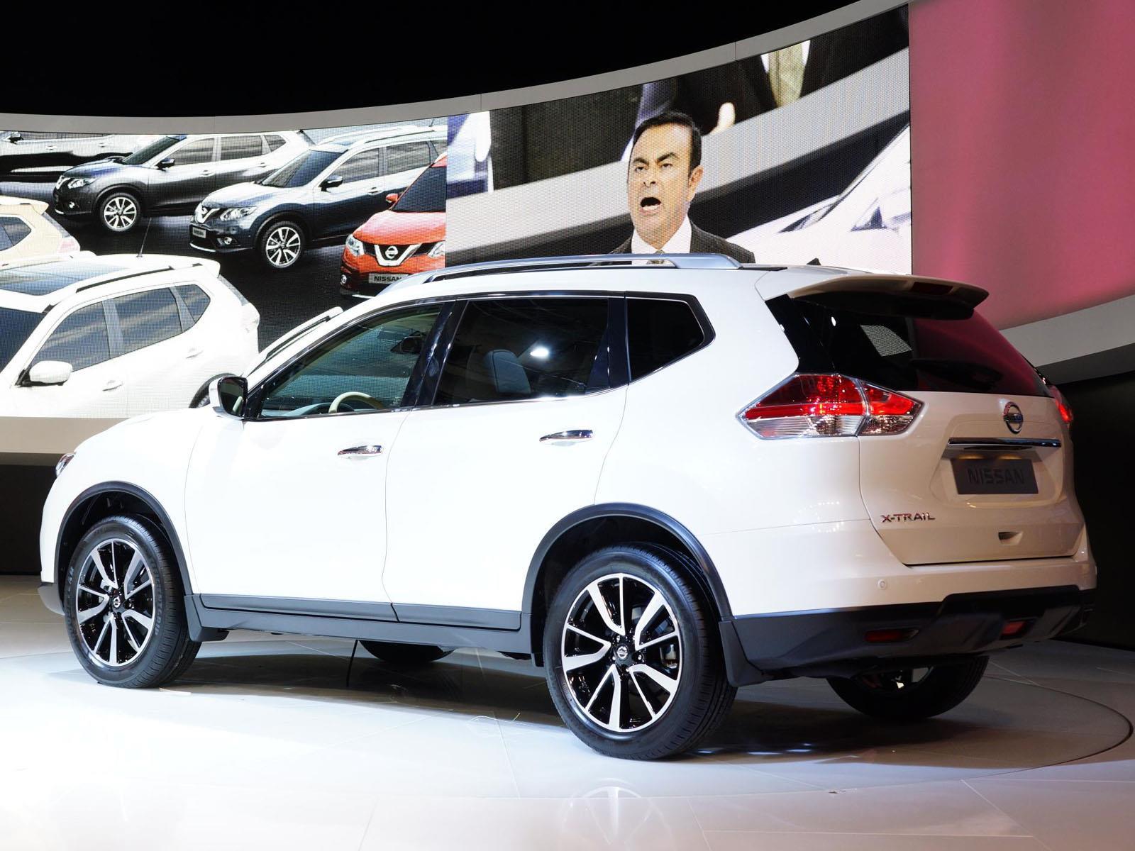 Sal 243 N De Frankfurt 2013 Se Presenta La Nueva Nissan X