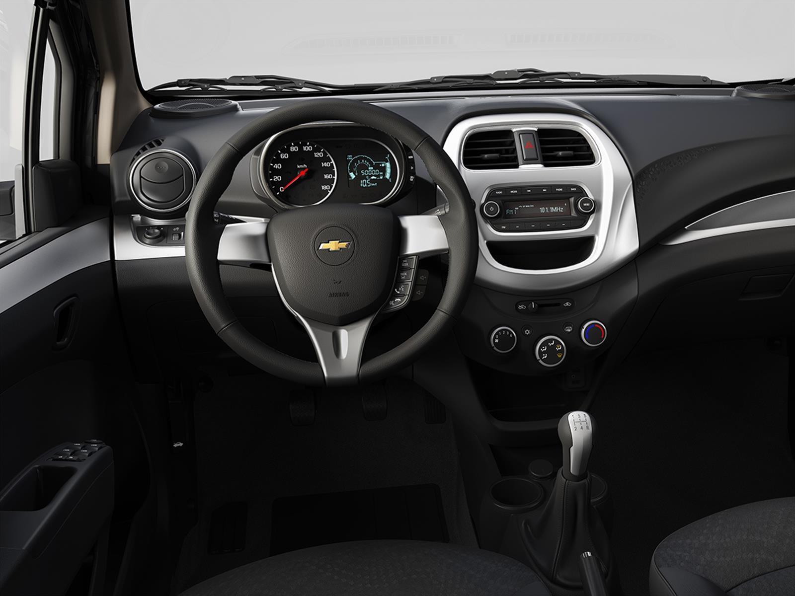 Chevrolet Spark GT 2018 se renueva - Autocosmos.com