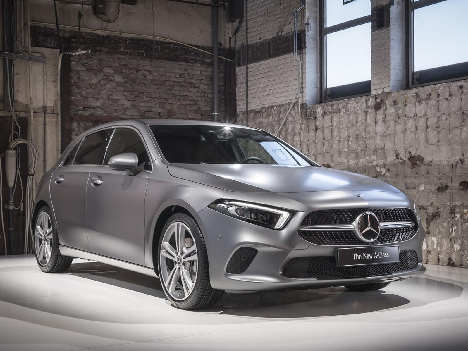 Mercedes benz clase a 2018 el nuevo punto de referencia for Mercedes benz clase a 2018