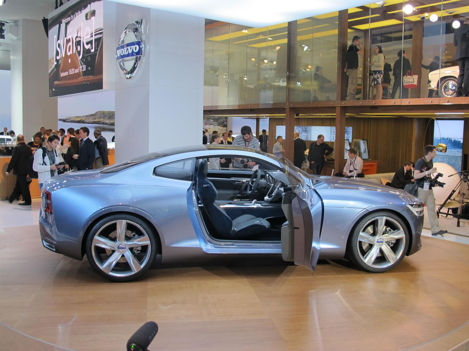 Sal n de frankfurt 2013 volvo concept coup noticias for 10 best audiobooks of 2013 salon