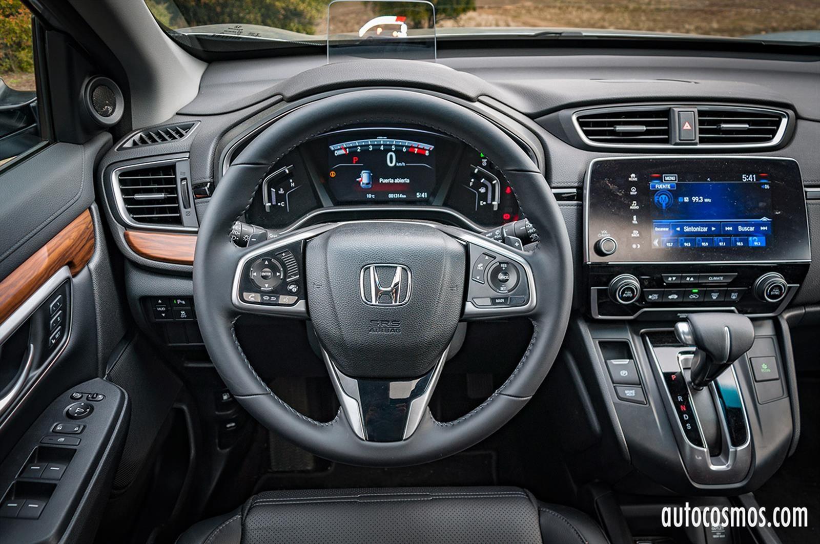 Honda CR-V 2018 se pone a la venta - Autocosmos.com