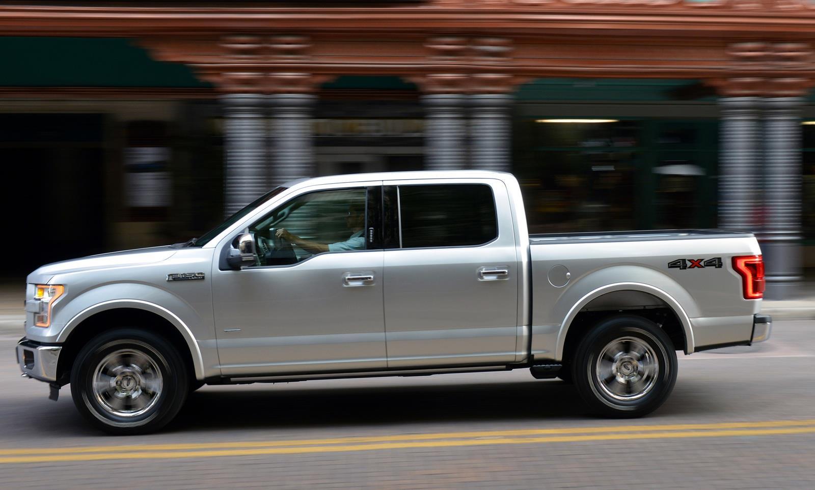 5 cosas que debes saber sobre la ford lobo 2015 - autocosmos