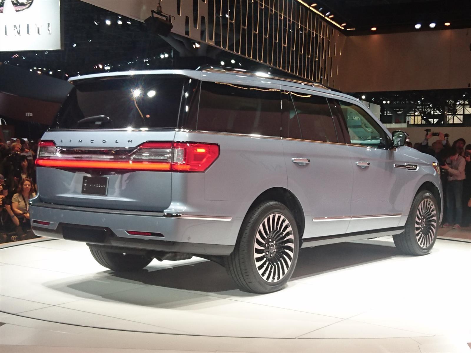 Lincoln Navigator 2018, la nueva generación - Autocosmos.com