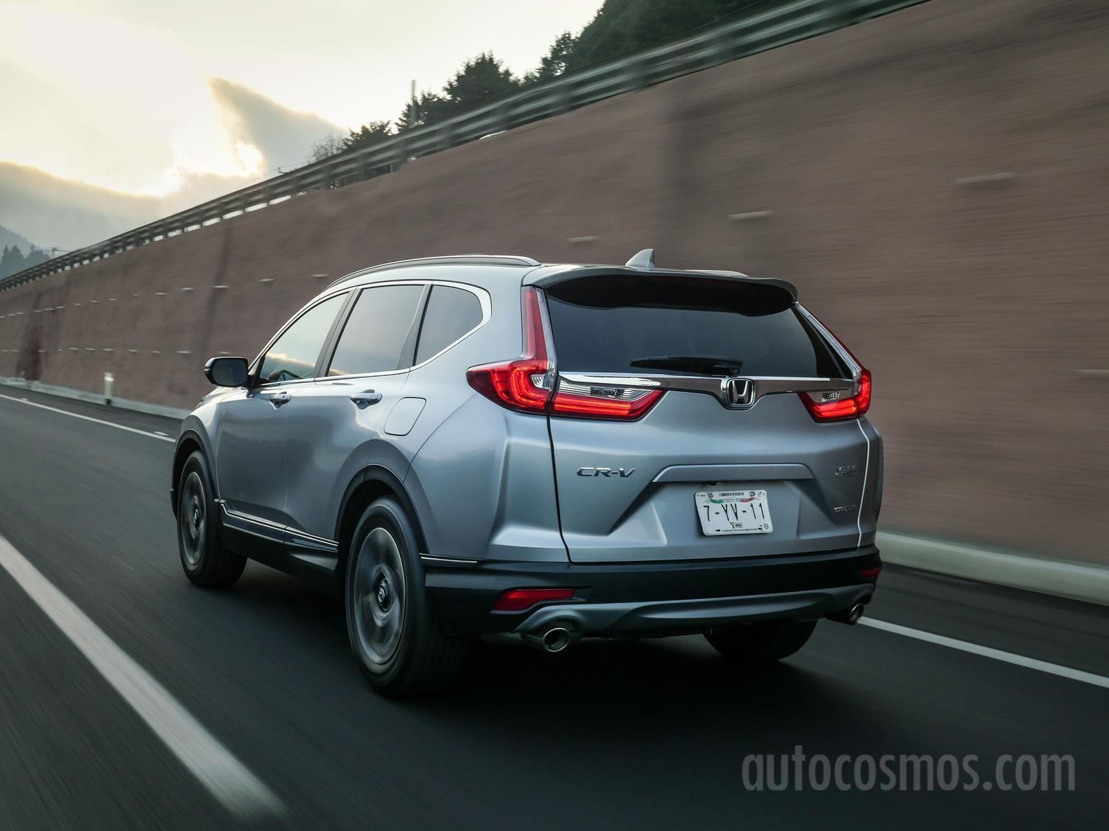 Honda Cr V 2017 Llega A Mexico Con Un Precio Inicial De 389 900