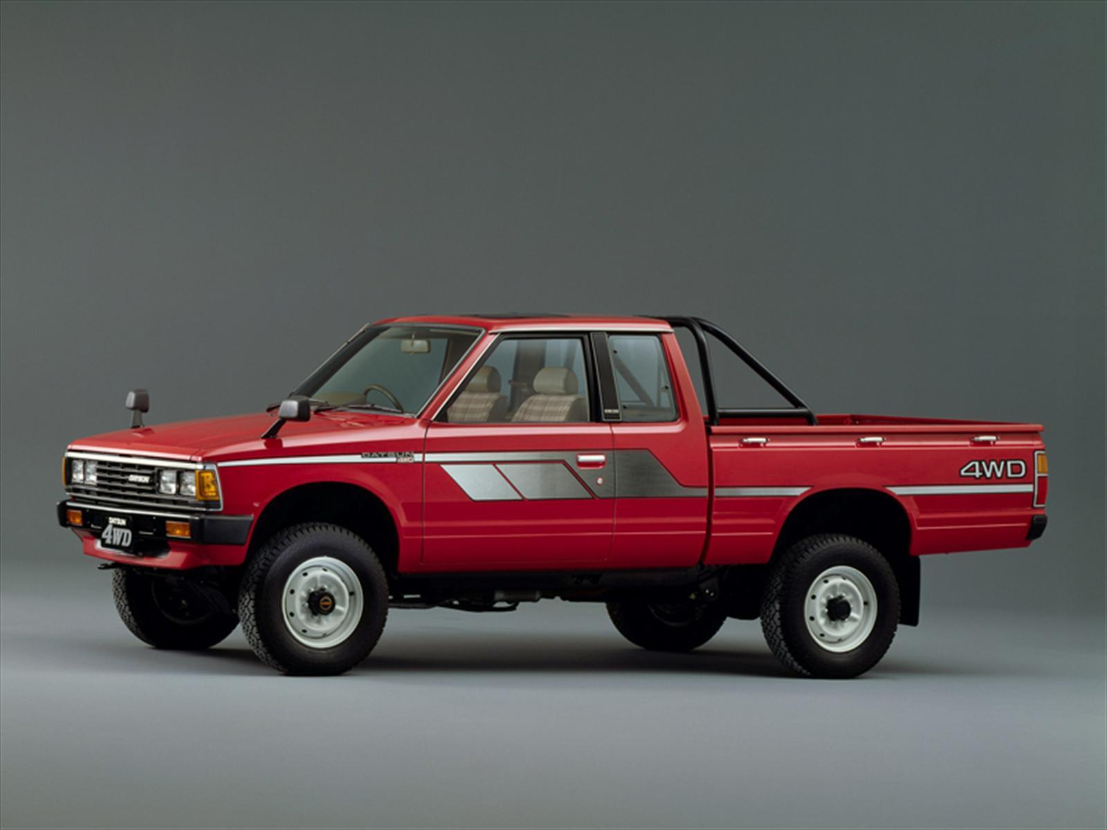 Datsun Pick-up - Autocosmos.com