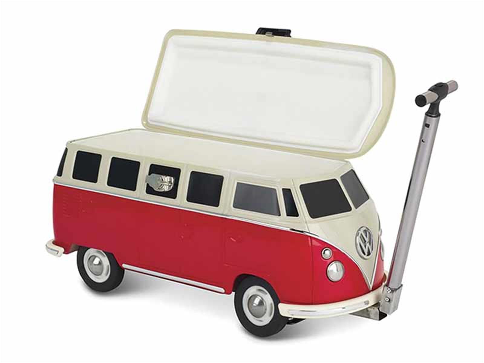 Volkswagen Combi Se Transforma En Hielera Autocosmos Com