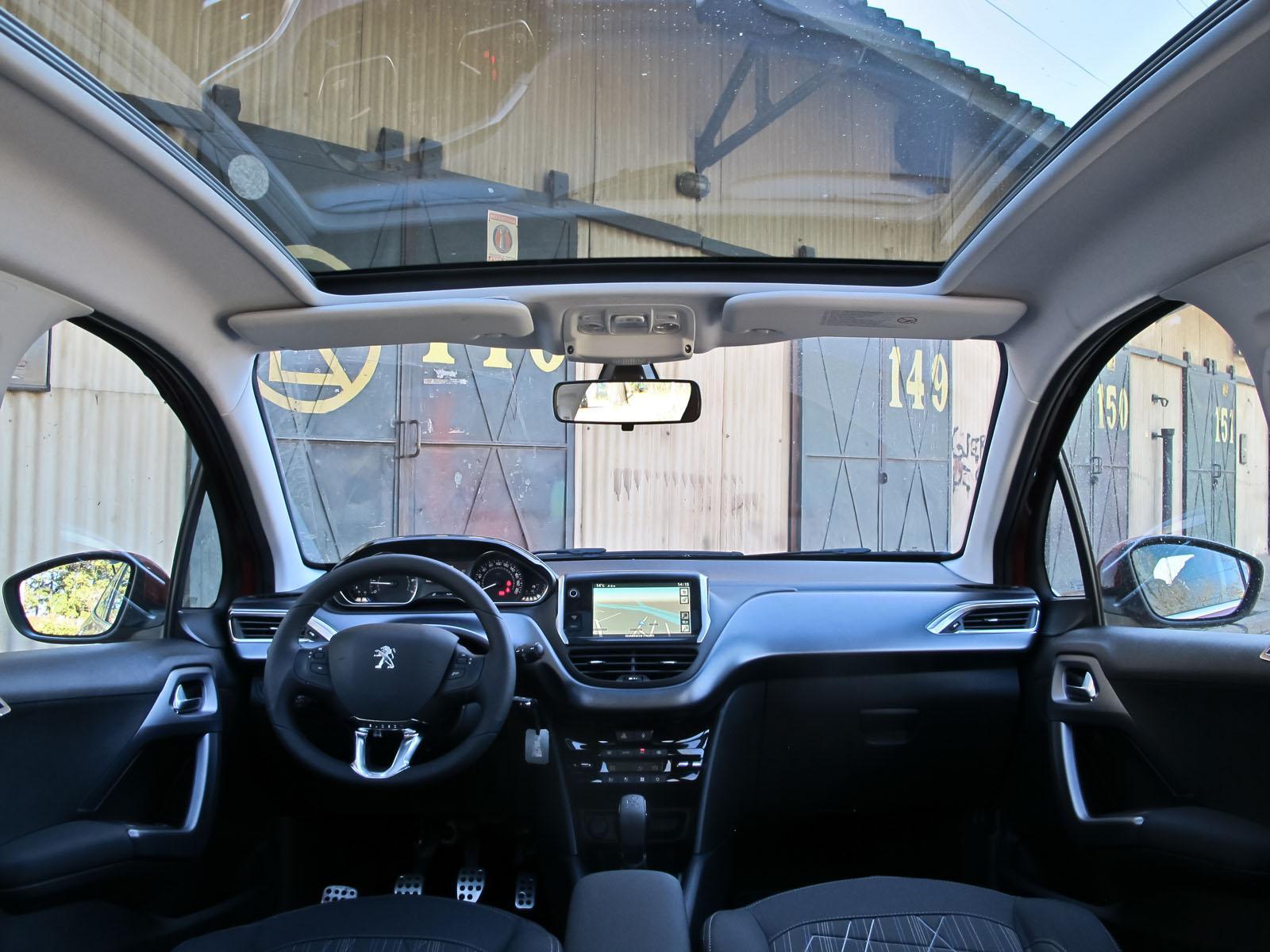 Prueba Nuevo Peugeot 208 1 6l Feline Autocosmos Com