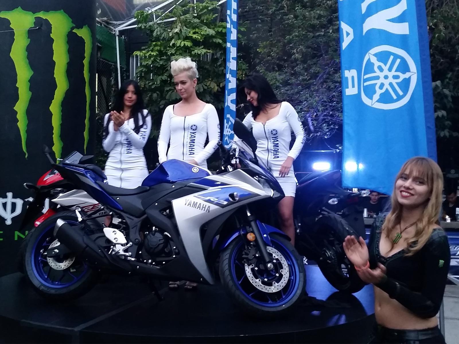 Yamaha R3 Llega A M 233 Xico En 84 990 Pesos Autocosmos Com