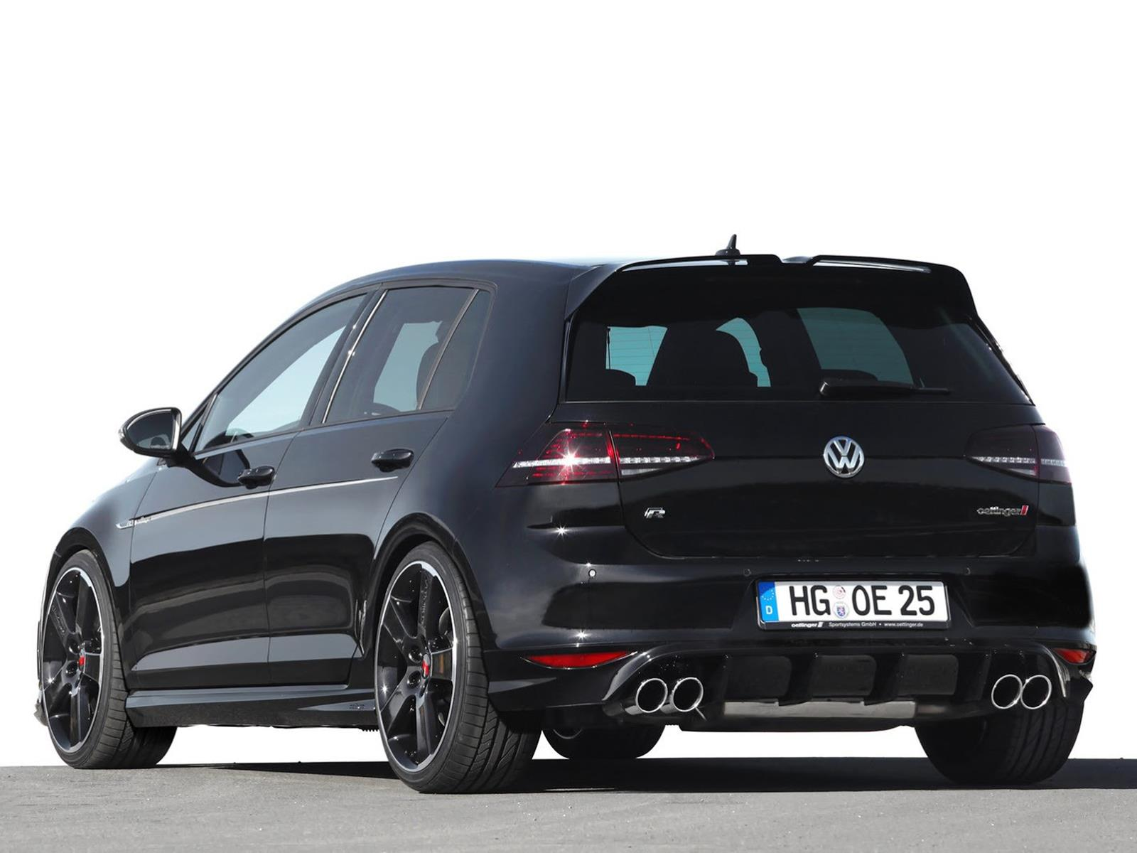volkswagen golf r oettinger la m xima expresi n del hatchback compacto. Black Bedroom Furniture Sets. Home Design Ideas