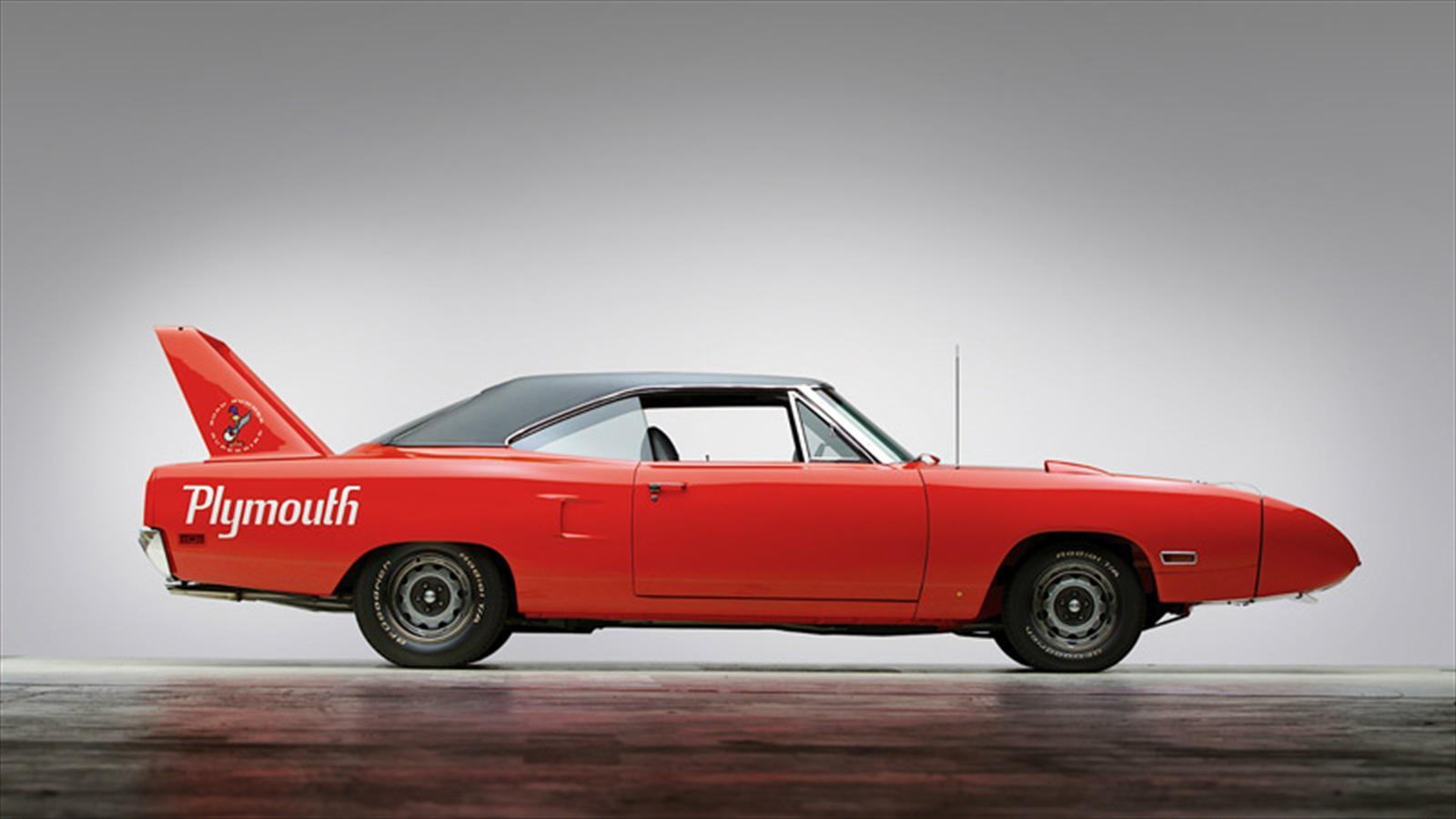 top 10 plymouth roadrunner superbird 1970  autocosmos