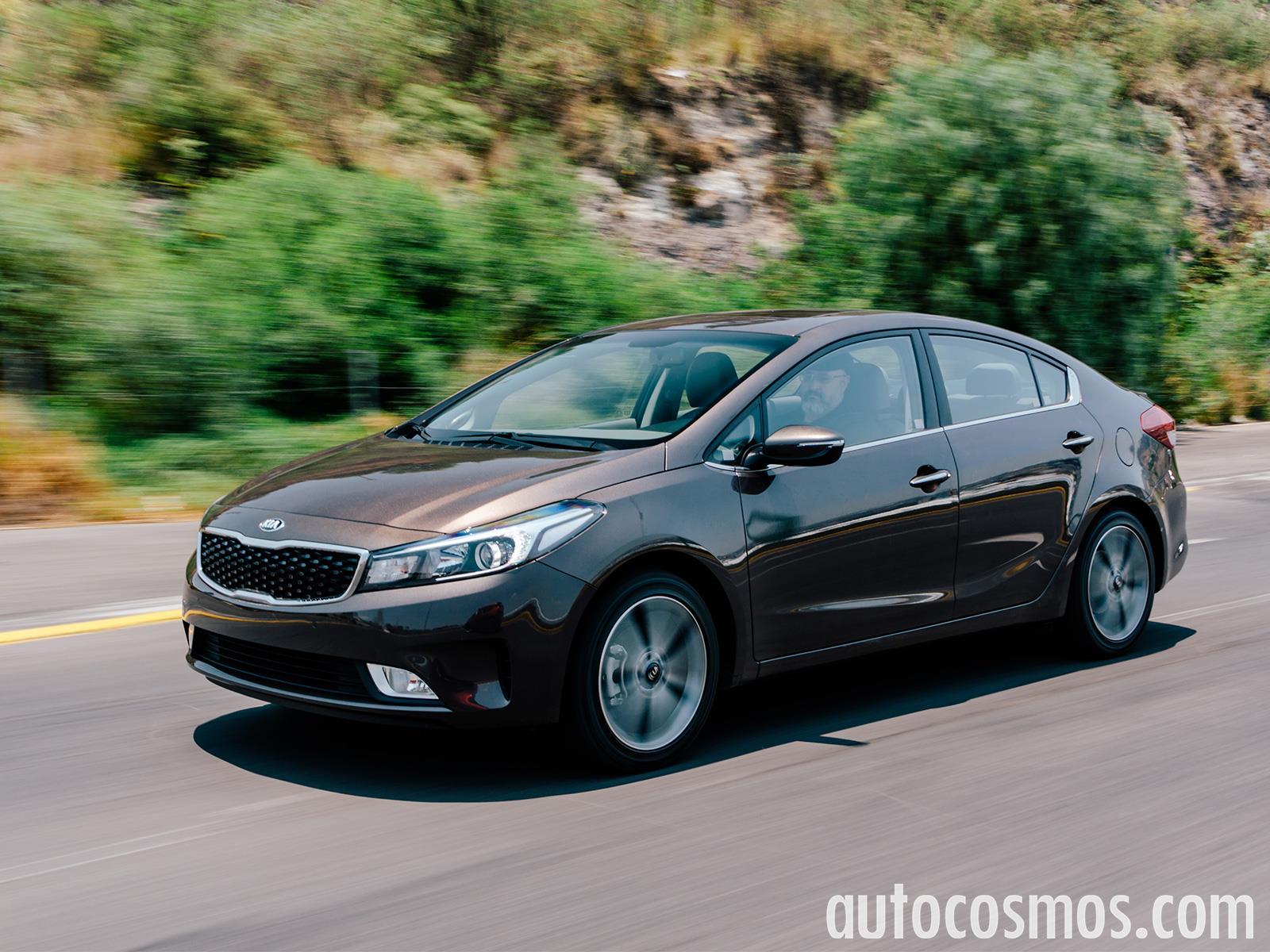 Kia Forte 2017 Llega A M 233 Xico Desde 241 600 Pesos Autocosmos Com