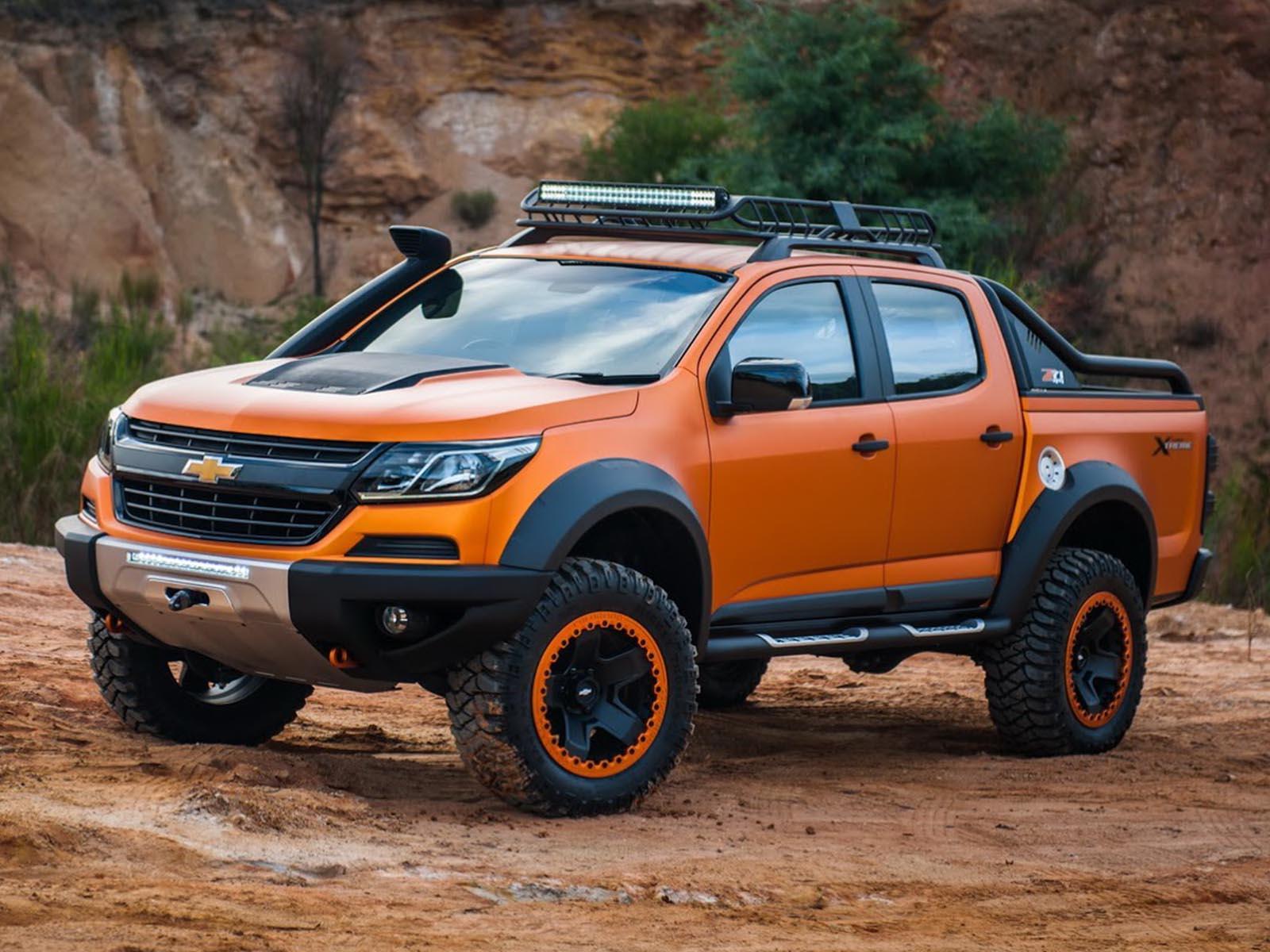 Chevrolet Colorado Xtreme 2017 recibirá un facelift ...