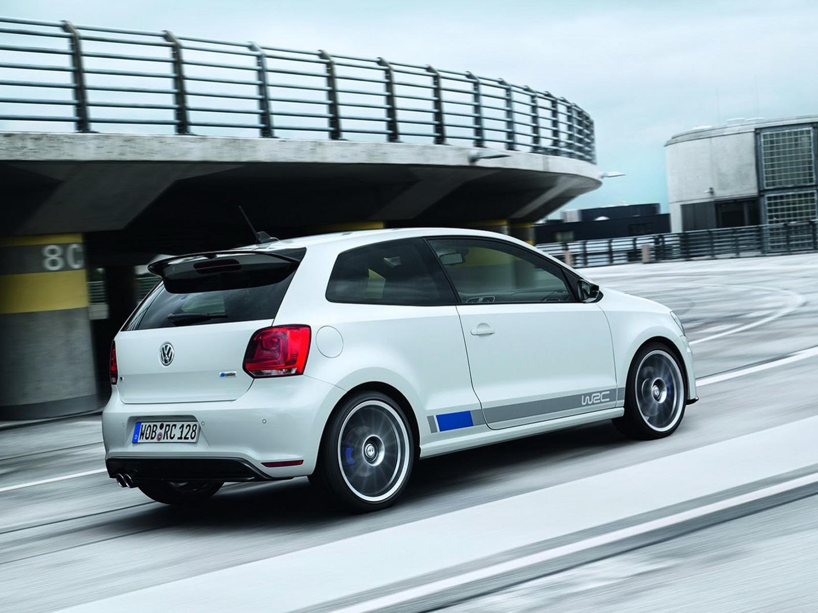 Volkswagen Polo R Wrc Se Presenta Autocosmos Com