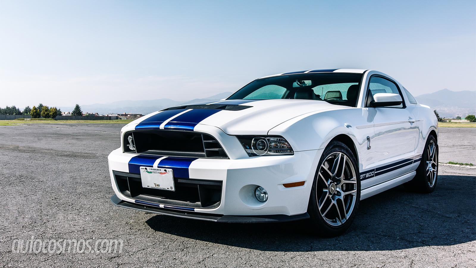 Super Comparativo Ford Mustang Shelby Gt500 Vs Ford Gt