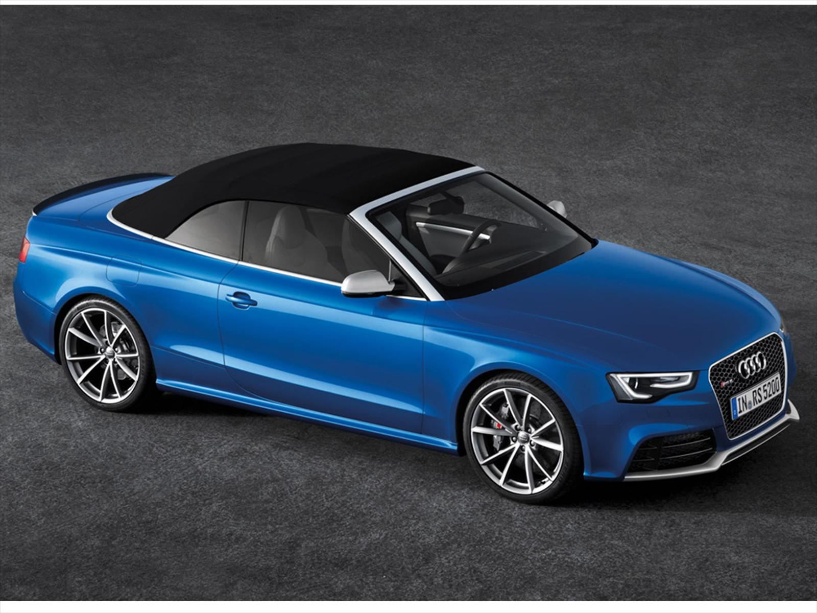 Audi Rs5 Cabriolet 2013 Se Presenta Autocosmos Com