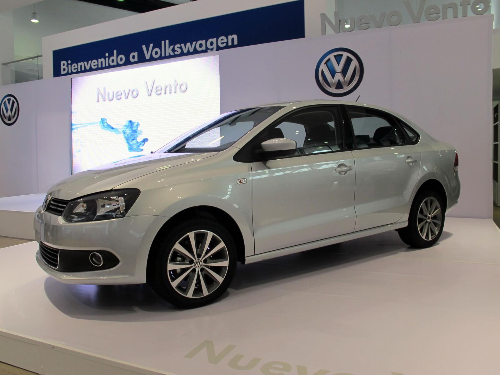 Volkswagen Nuevo Vento 2014 191 El Sustituto Del Jetta