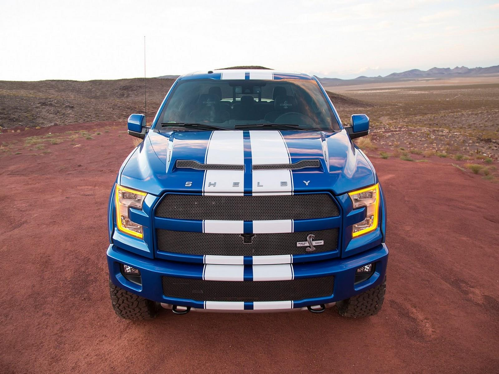Ford F 150 Shelby >> Shelby F-150, una super pick up de 700 hp - Autocosmos.com
