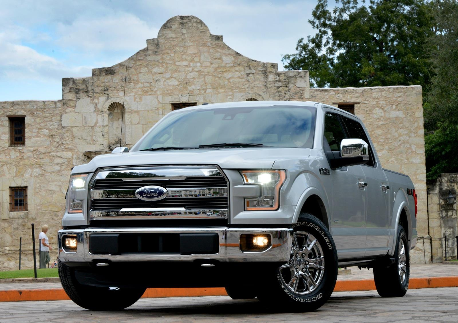 5 Cosas Que Debes Saber Sobre La Ford Lobo 2015 Autocosmos Com