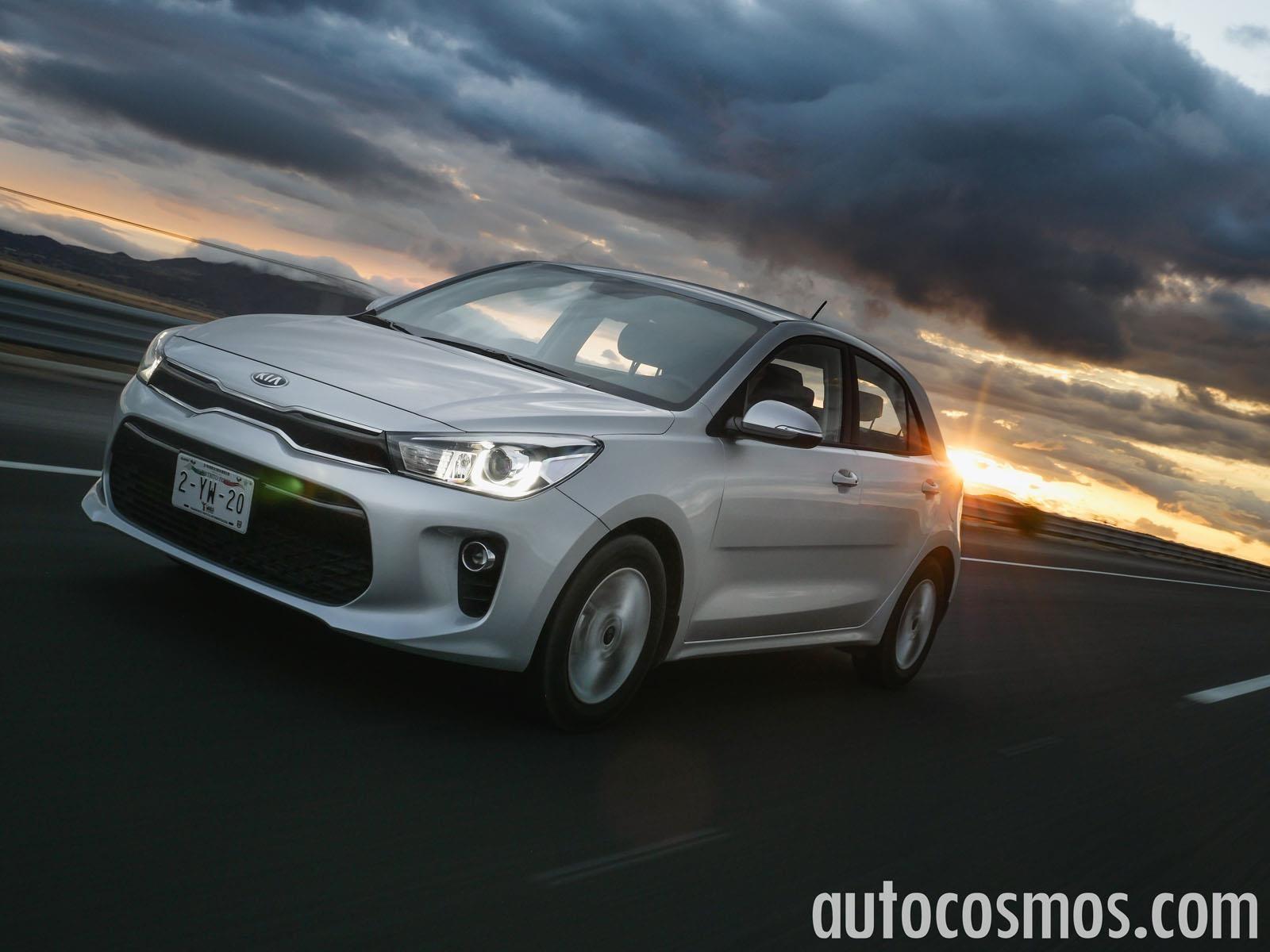 Kia Rio 2018 Autocosmos Com