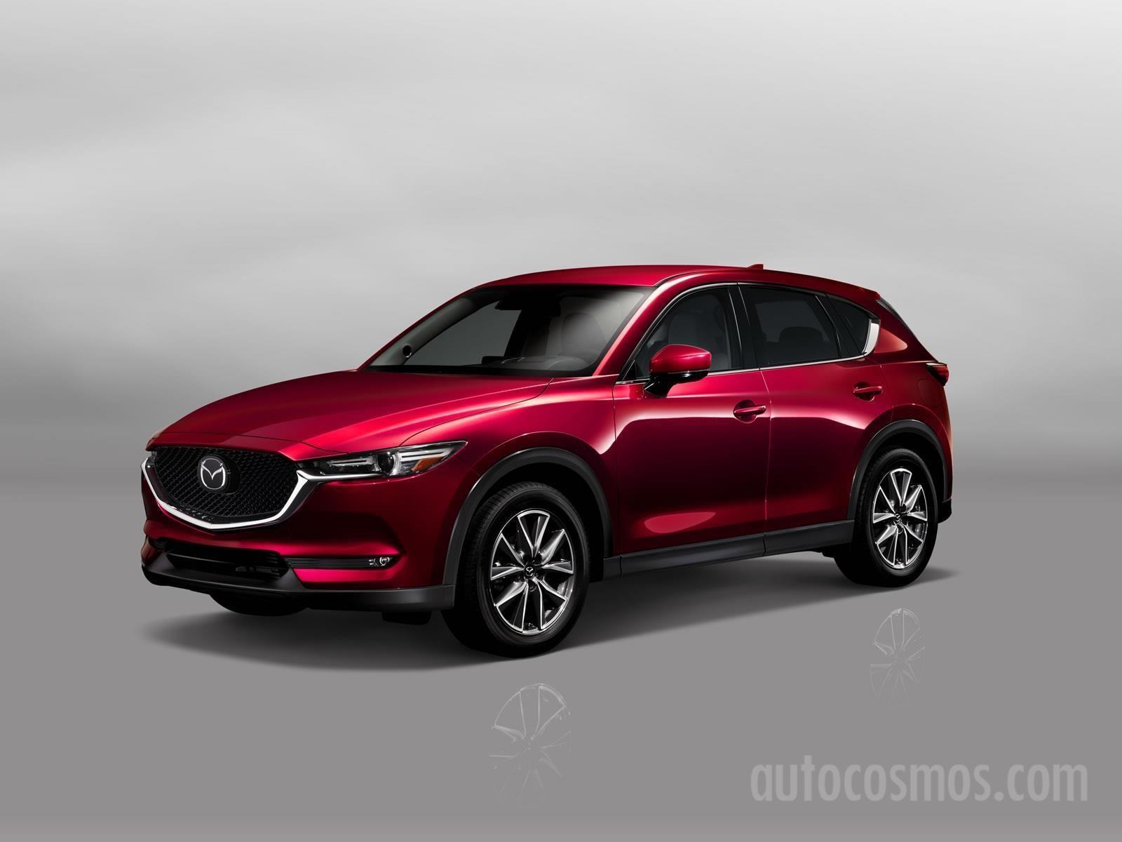 Auto Show De Los 193 Ngeles 2016 Mazda Cx 5 Cambia De Generaci 243 N Noticias Novedades Y