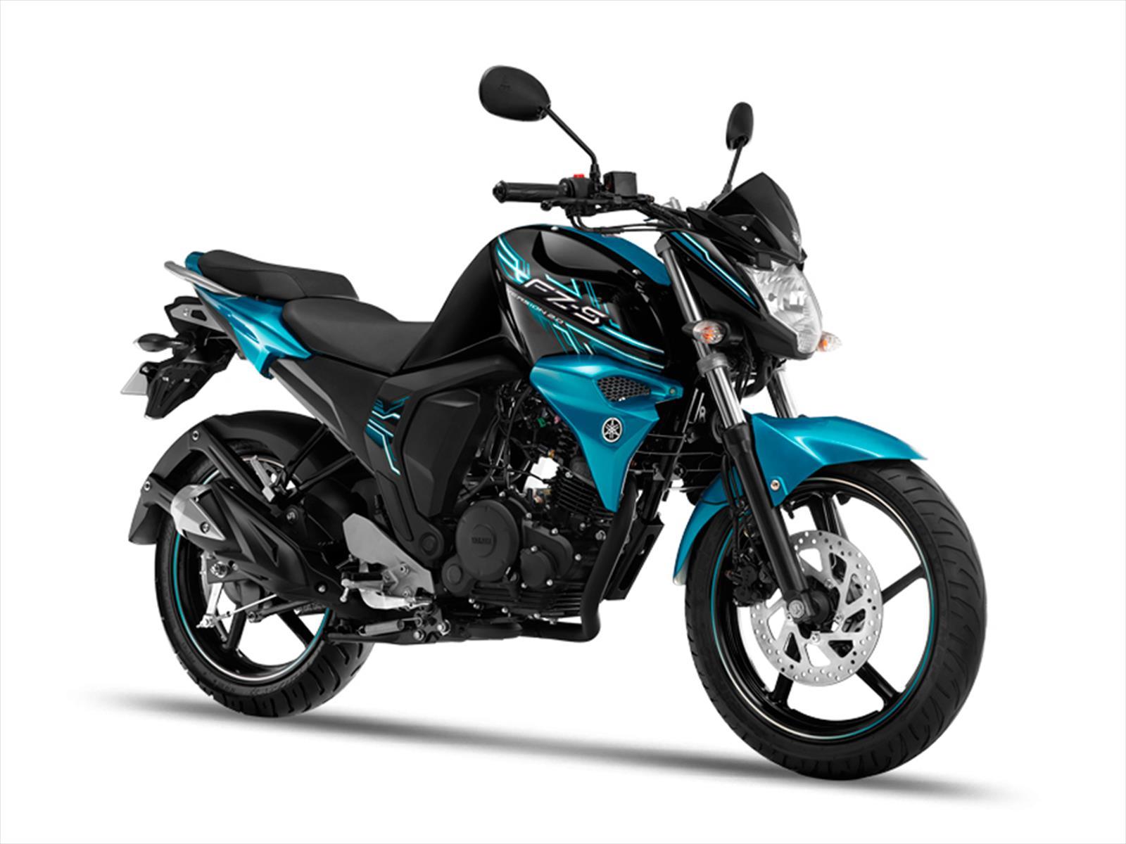 Yamaha FZ 2016 llega a México en $34,990 pesos ...