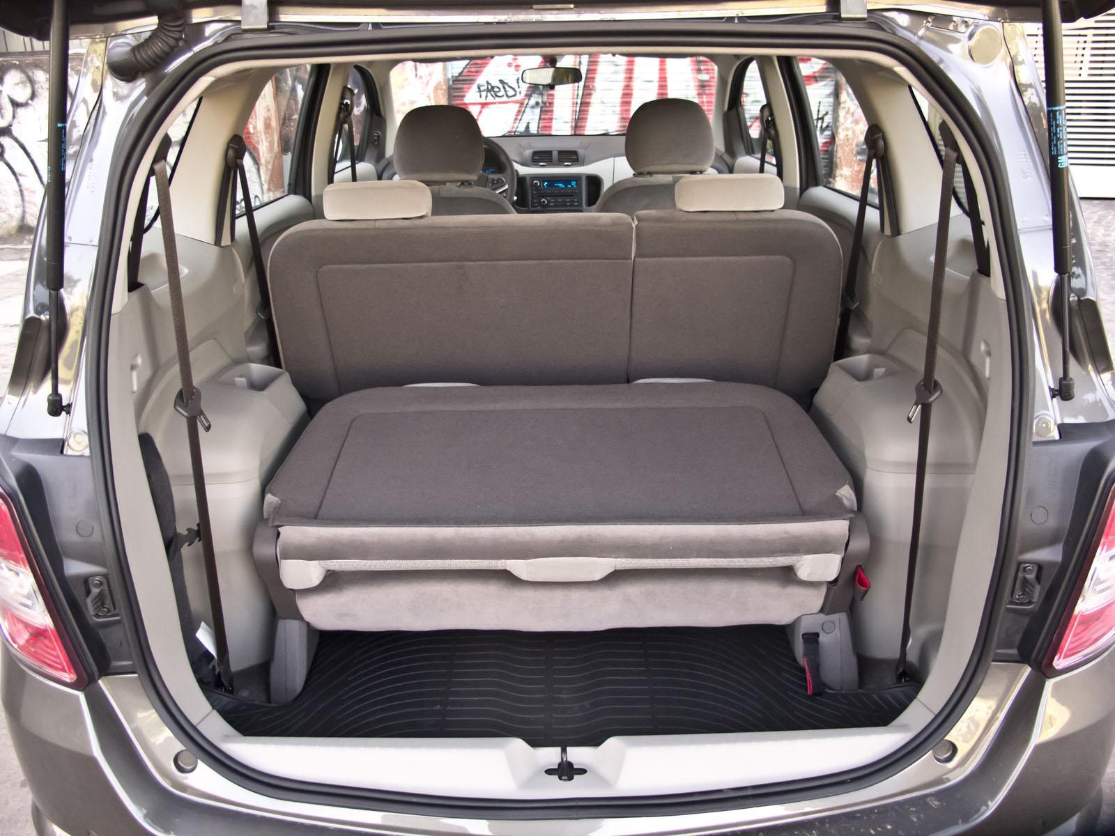Chevrolet Spin A Prueba Autocosmos Com
