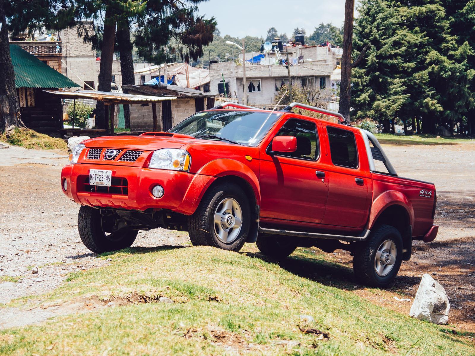 Nissan Frontier LE 4x4 2014 a prueba - Autocosmos.com