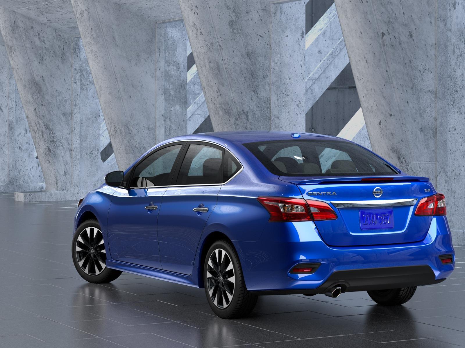 Auto Show de Los Ángeles 2015 - Nissan Sentra 2017, un ...