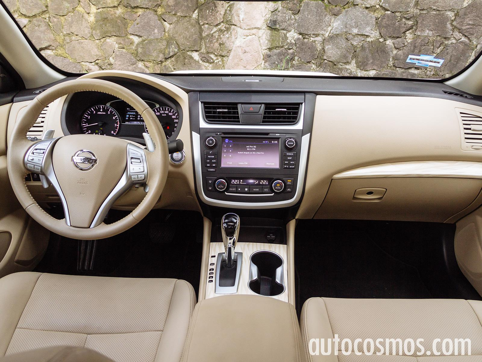 Nissan Altima 2017 Llega A México Desde 360 700 Pesos Autocosmos