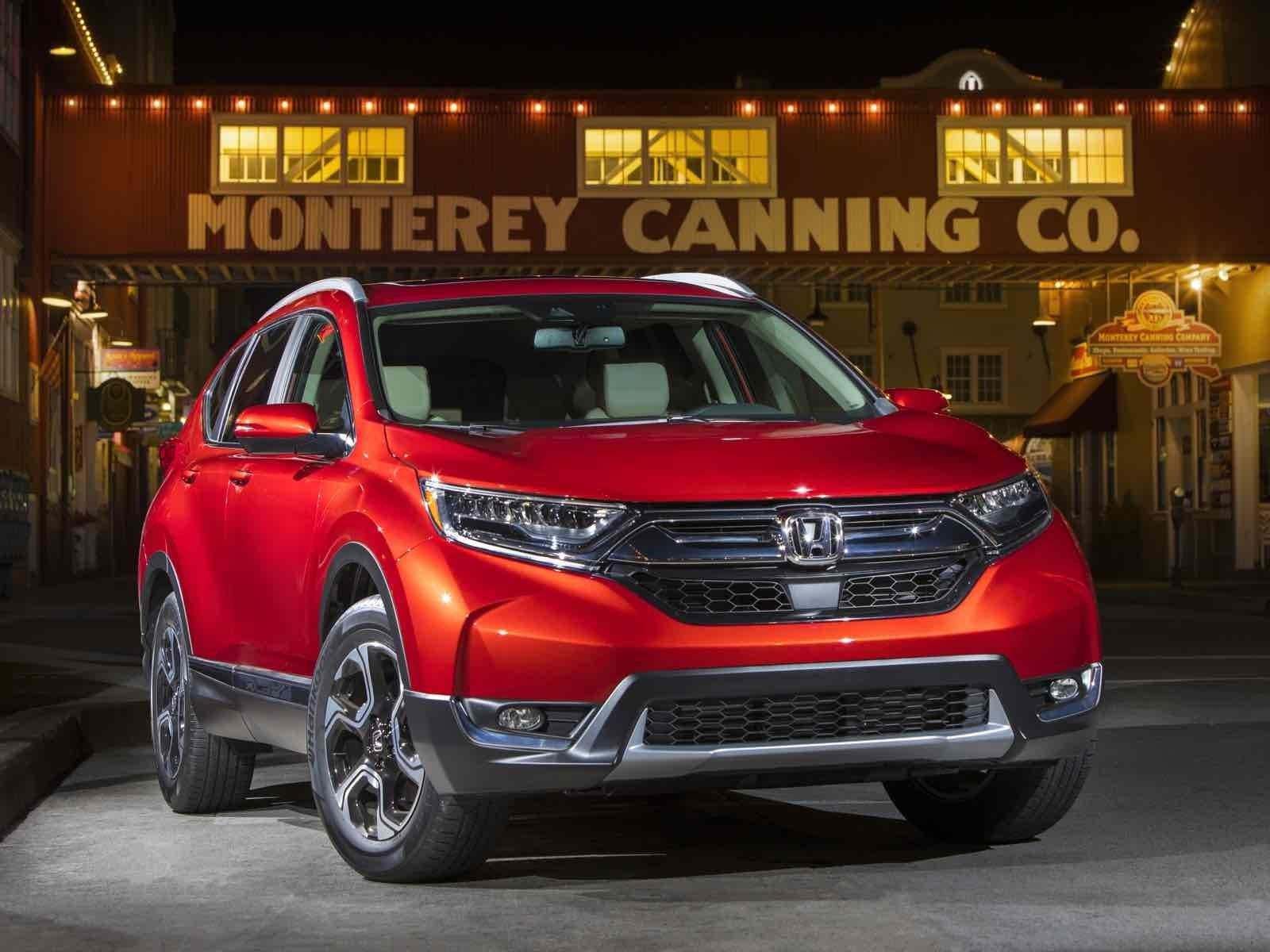Honda Cr V 2018 Debuta En Chile Evolucionada Y Turbocargada