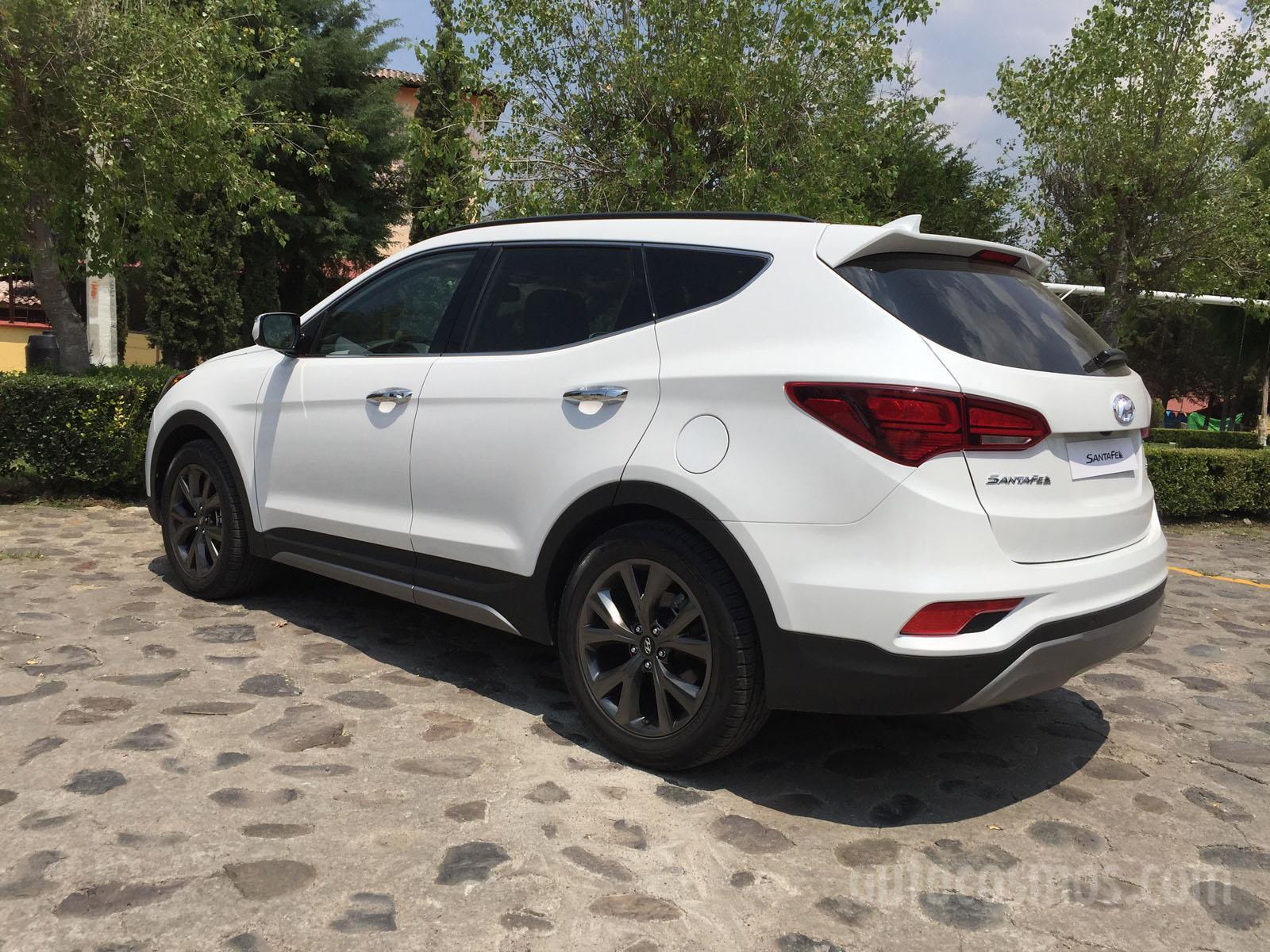 Hyundai Santa Fe 2017 Llega A M 233 Xico En 504 900 Pesos