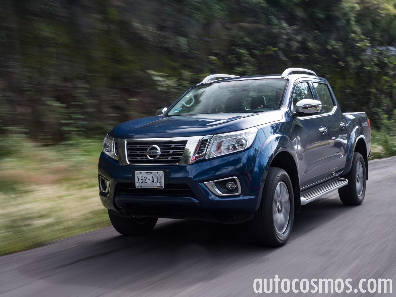 Nissan NP300 Frontier Diésel 2017 llega a México desde ...